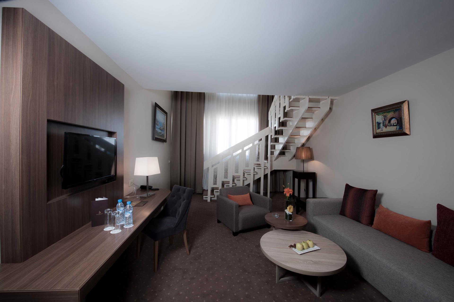 Accommodation at Kenzi Basma Hotel in Casablanca, Morocco