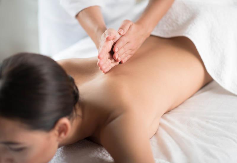 massage at Hotel Lev in Ljubljana