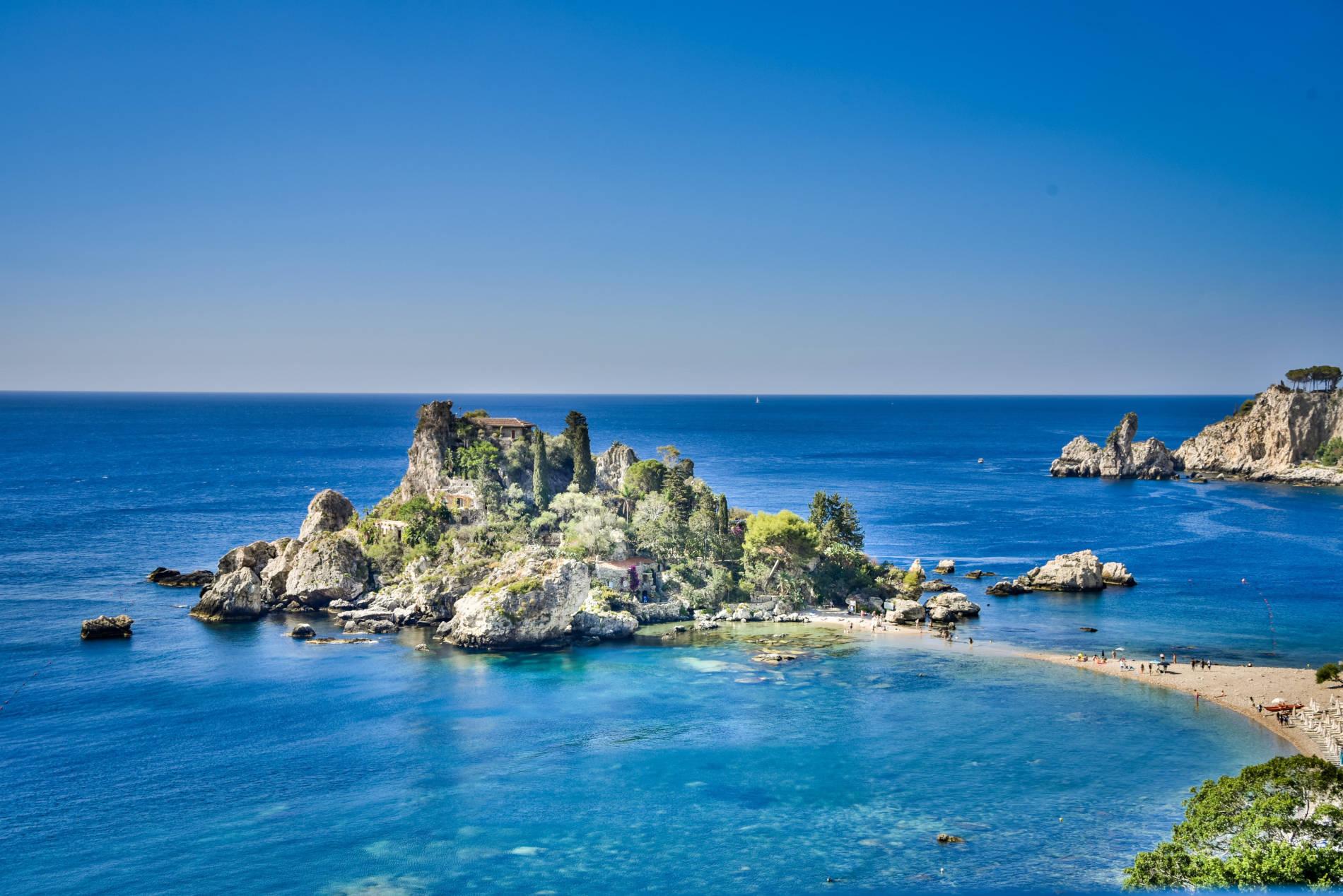 Isola Bella a Taormina