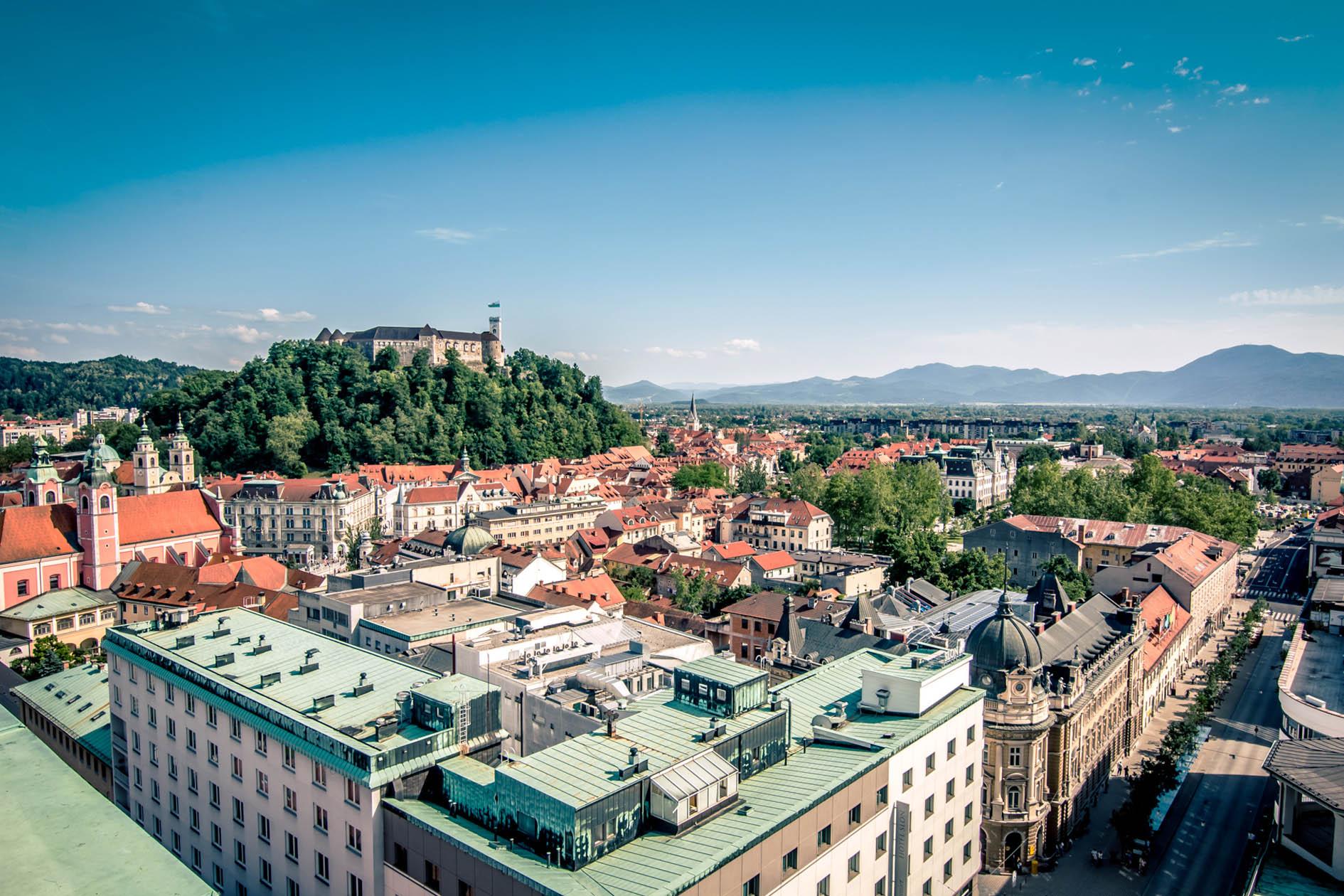 Ljubliana City