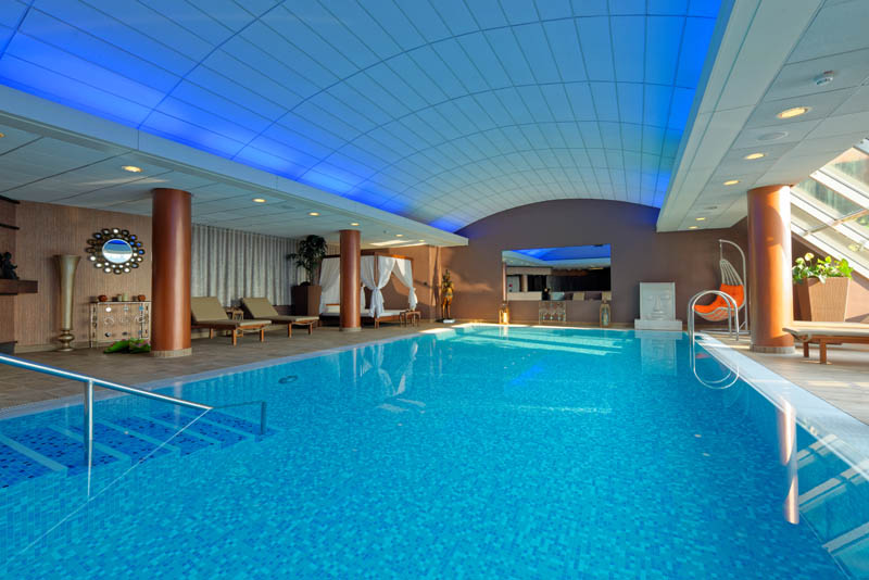 Wellness at Grand Hotel Union in Ljubljana