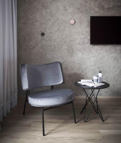 Room Details at Central Hotel in Ljubljana