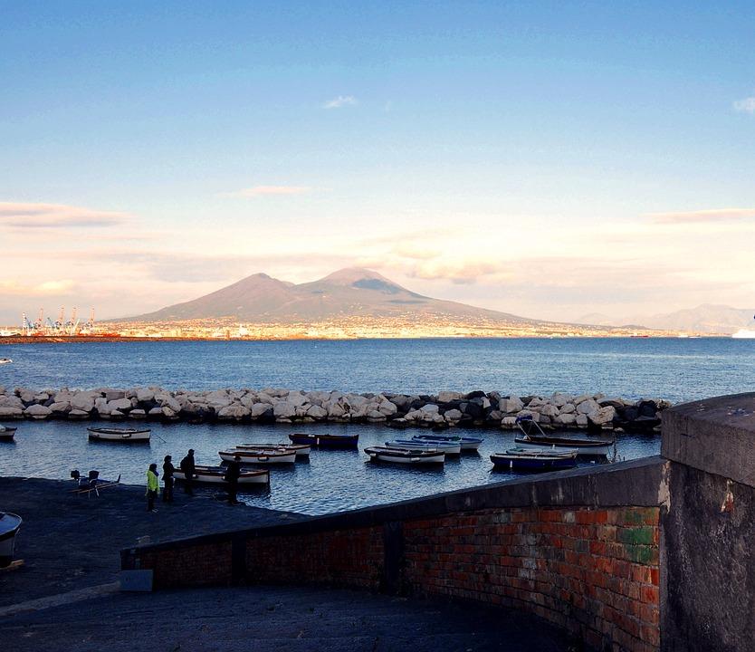 Golfo di Napoli, Vesuvio