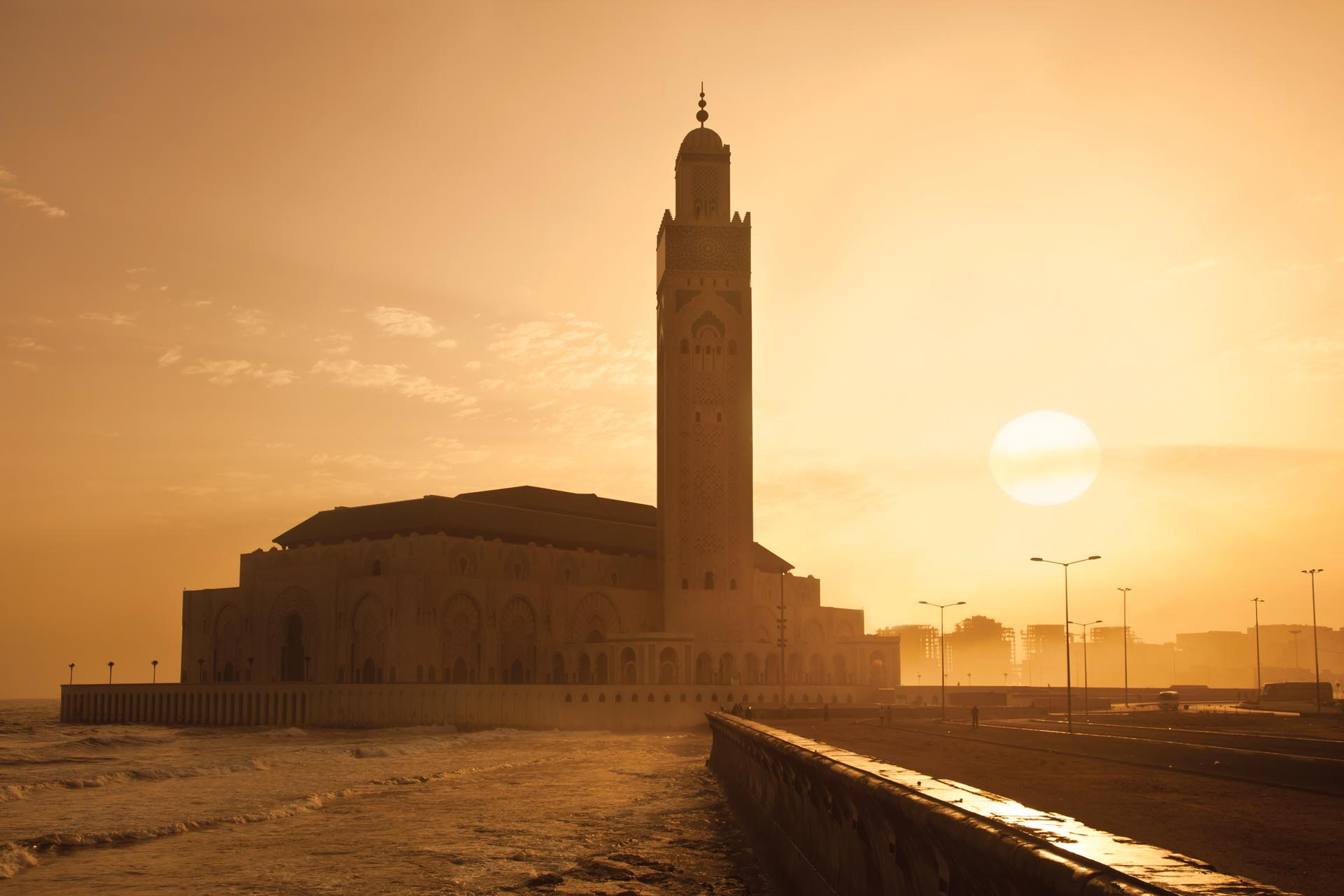 Facilities at Kenzi Tower Hotel in Casablanca, Morocco