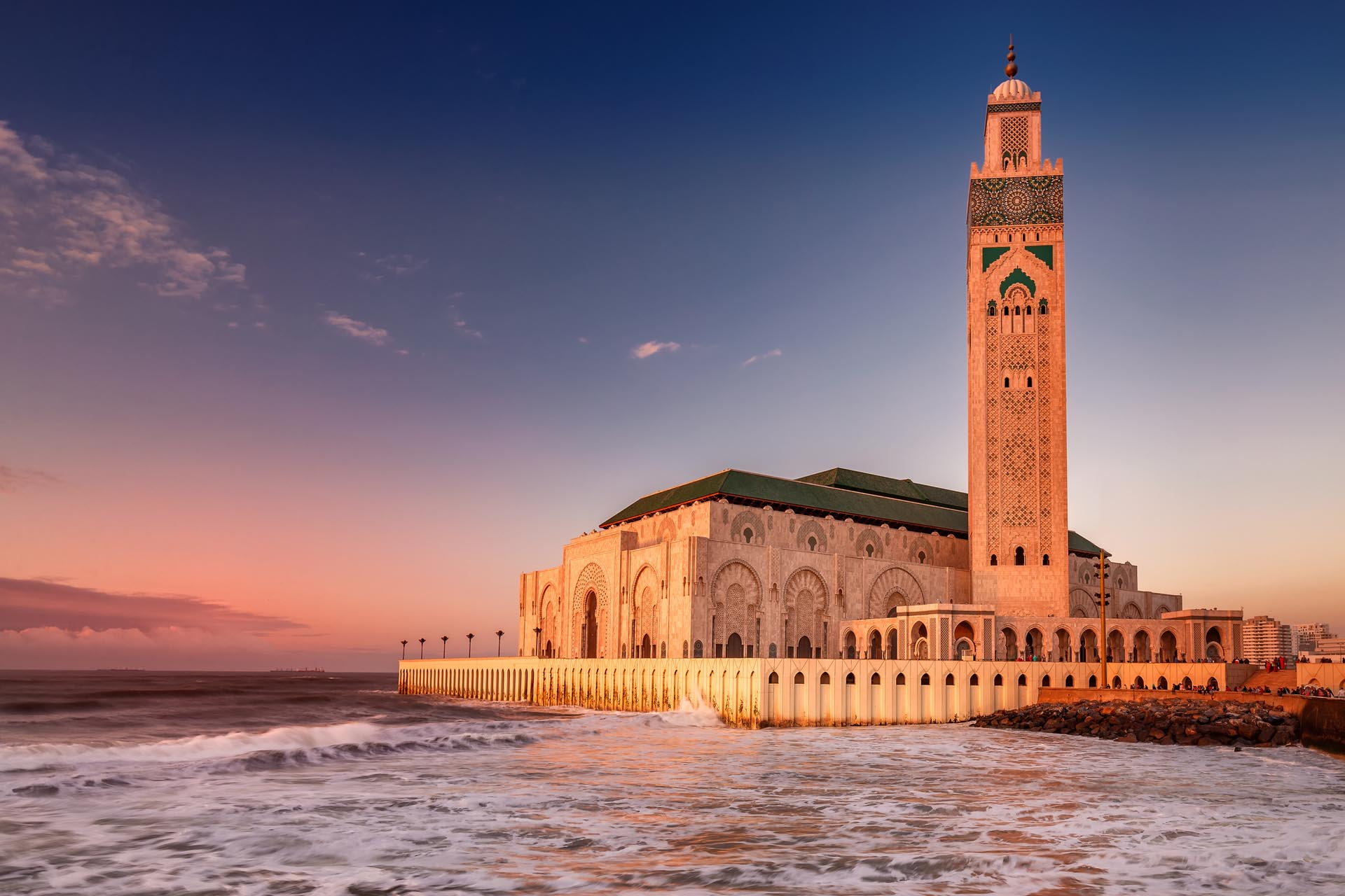 Attractions near Kenzi Basma Hotel in Casablanca, Morocco