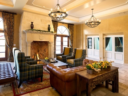 Room details at Allegretto Vineyard Resort in Paso Robles