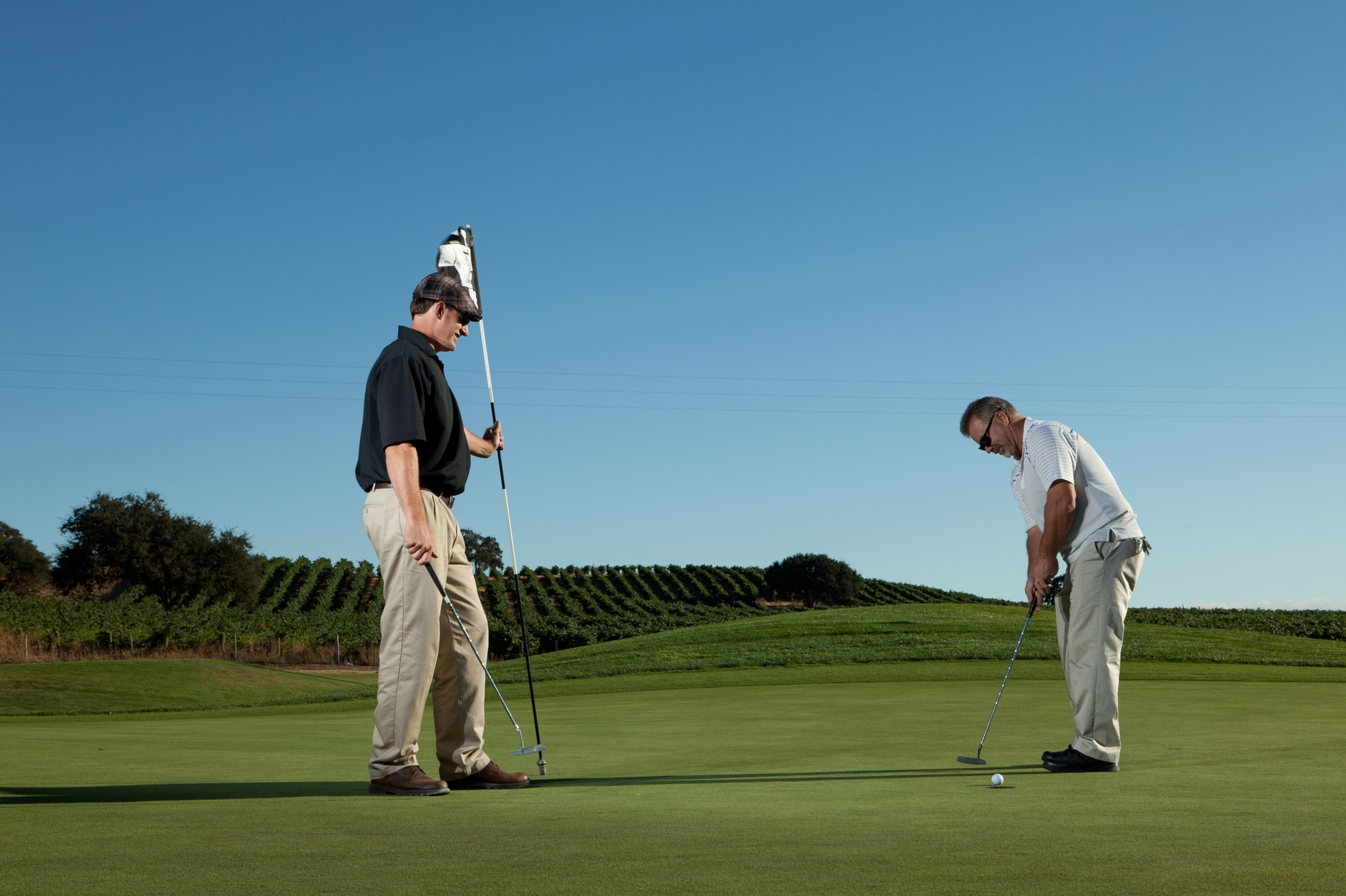 Golf at Allegreto Vineyard Resort  Paso Robles