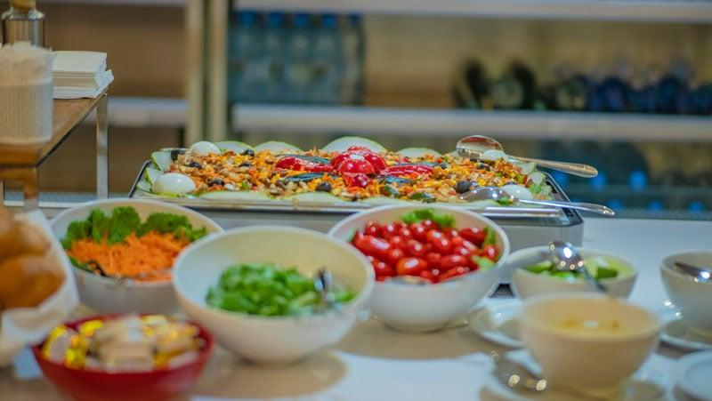 Healthy eating at Yaas Hotel Almadies Dakar