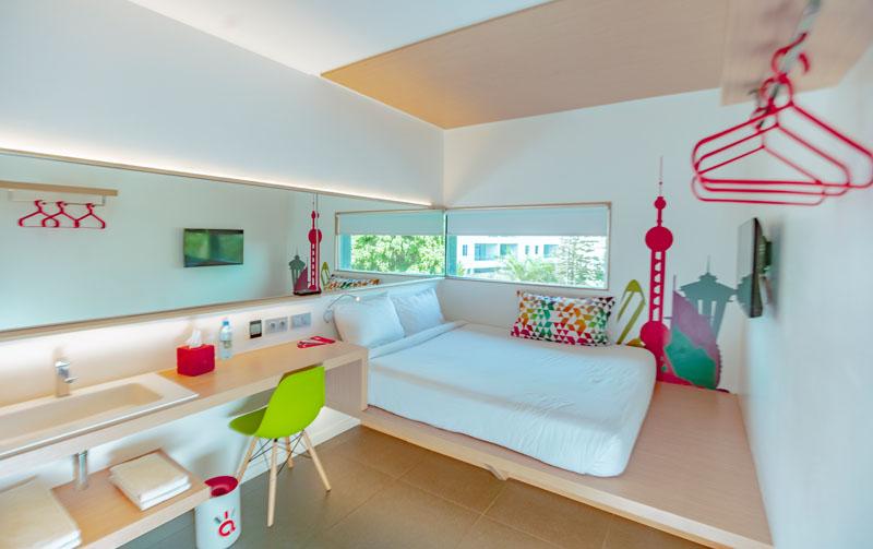 Room at Yaas Hotel Almadies Dakar
