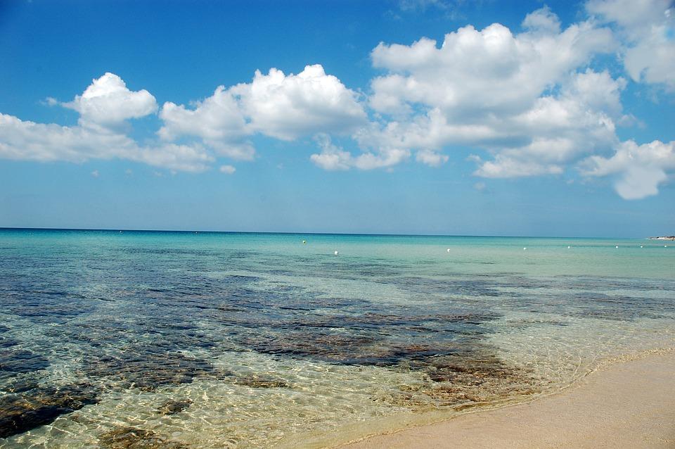 Puglia, mare
