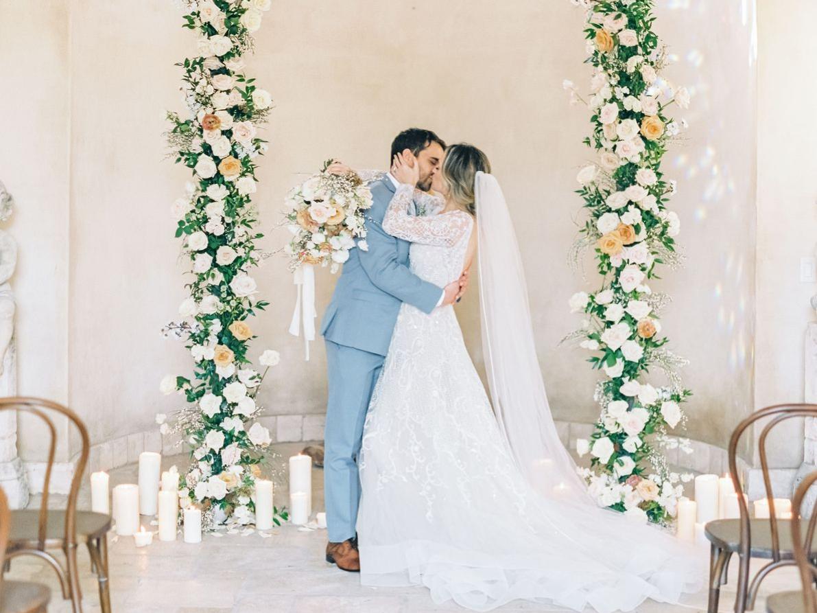Weddings at Allegretto Vineyard Resort in Paso Robles