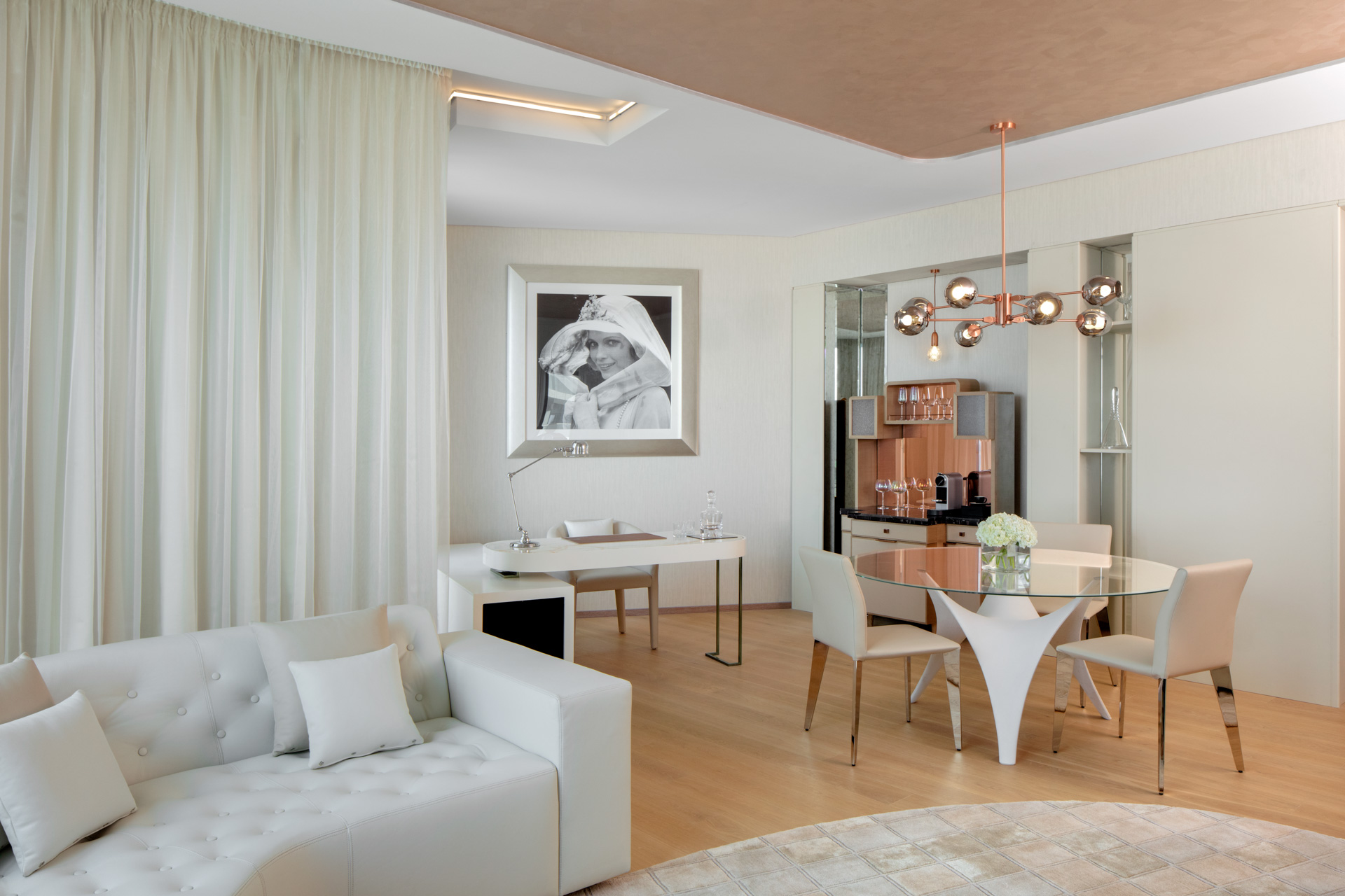 Charleston Suite Living Room