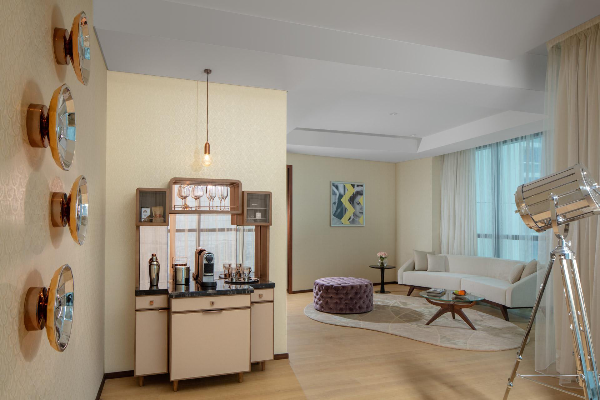 Carlos Suite Living Room