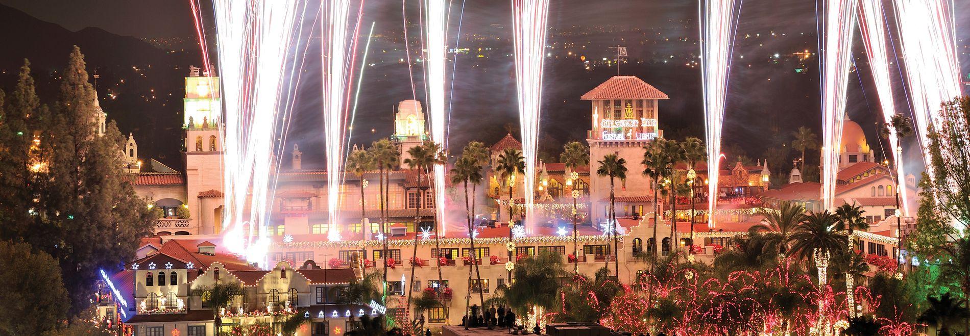 Festival of Lights at Mission Inn