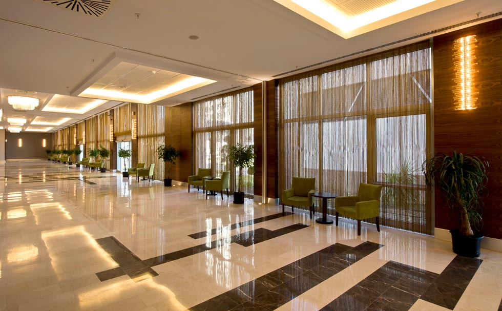 yakut Meeting Room Foyer at Wow Hotels Group