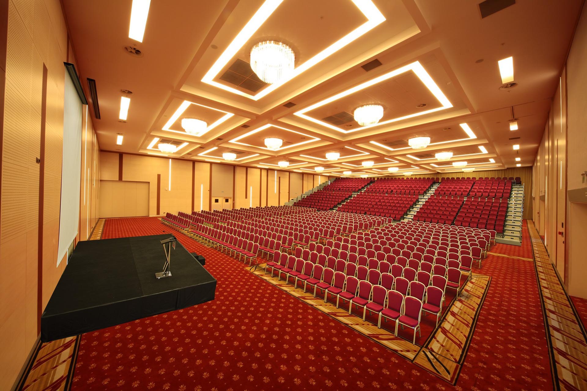 Yakut meeting room at Wow Hotels Group