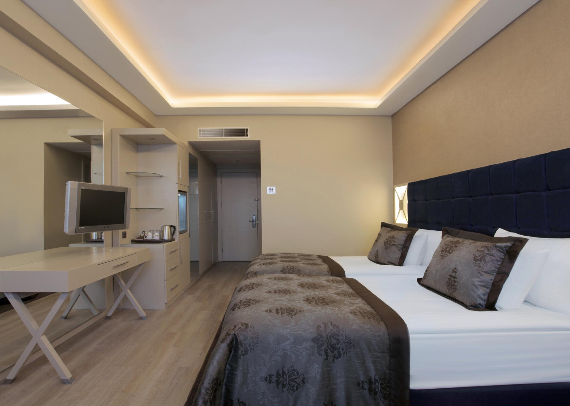Executive Room Twin Bed at WOW Istanbul Hotel