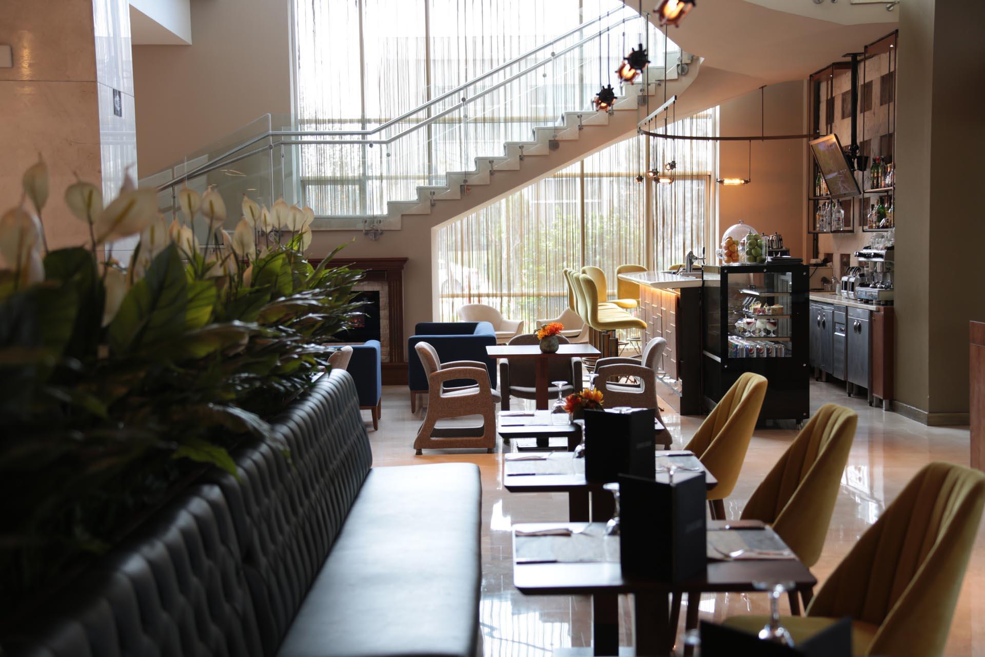 Lobby Bar at WOW Istanbul Hotel