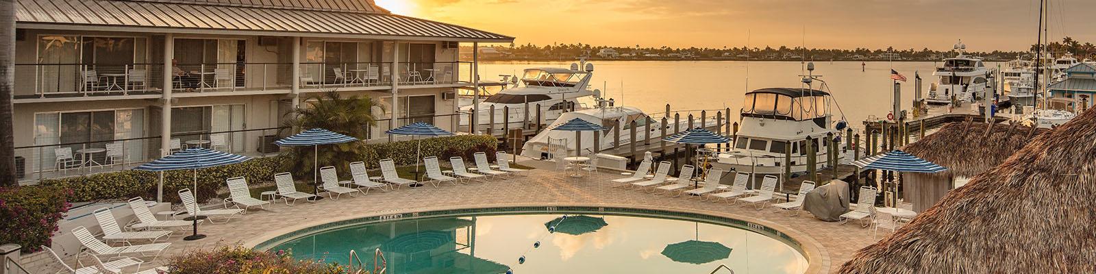 The Cove Inn Swimming Pool
