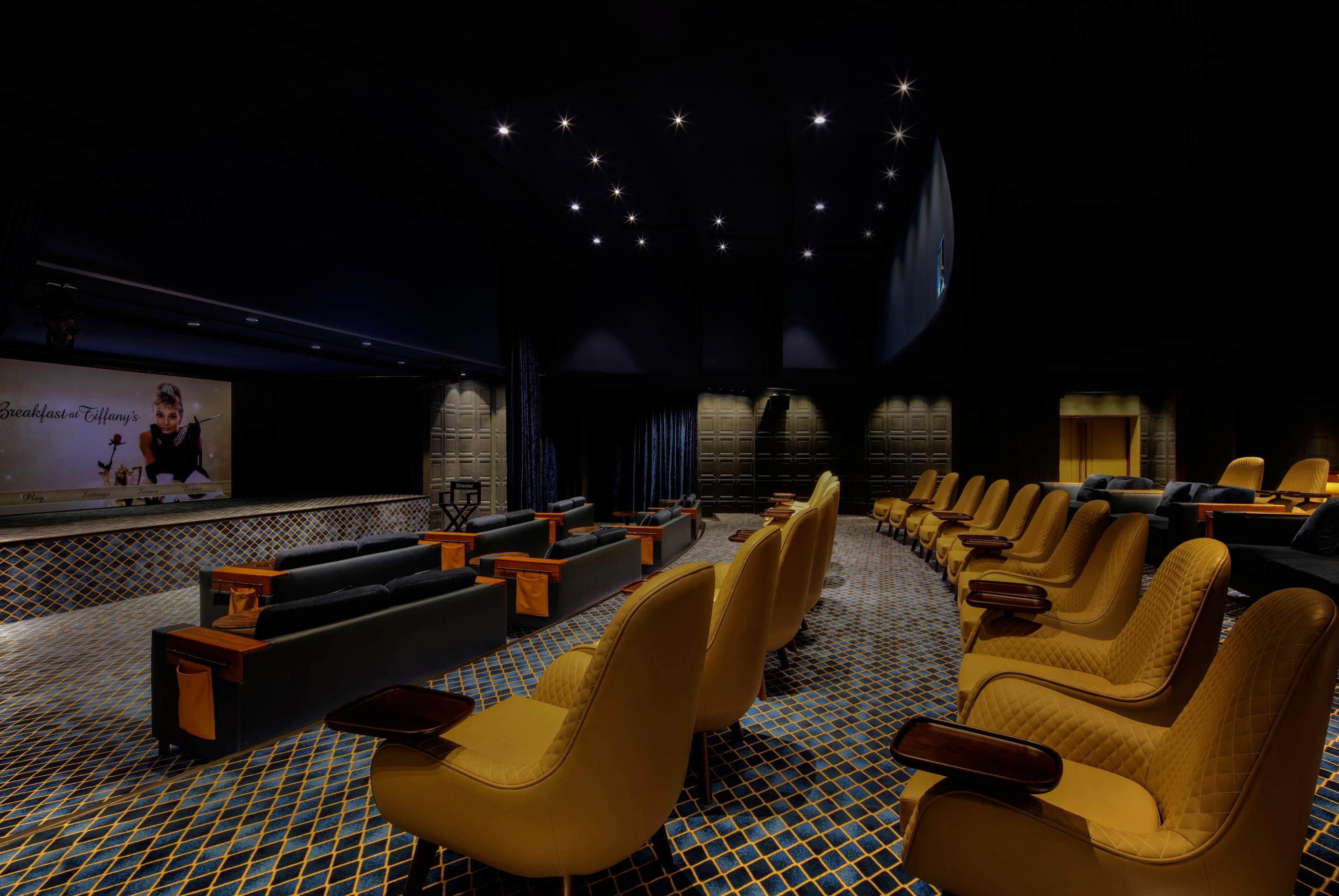 Conference Room at Paramount Hotel Dubai
