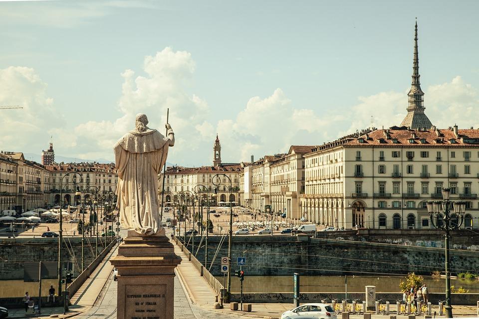 Vittorio Veneto Square, Turin