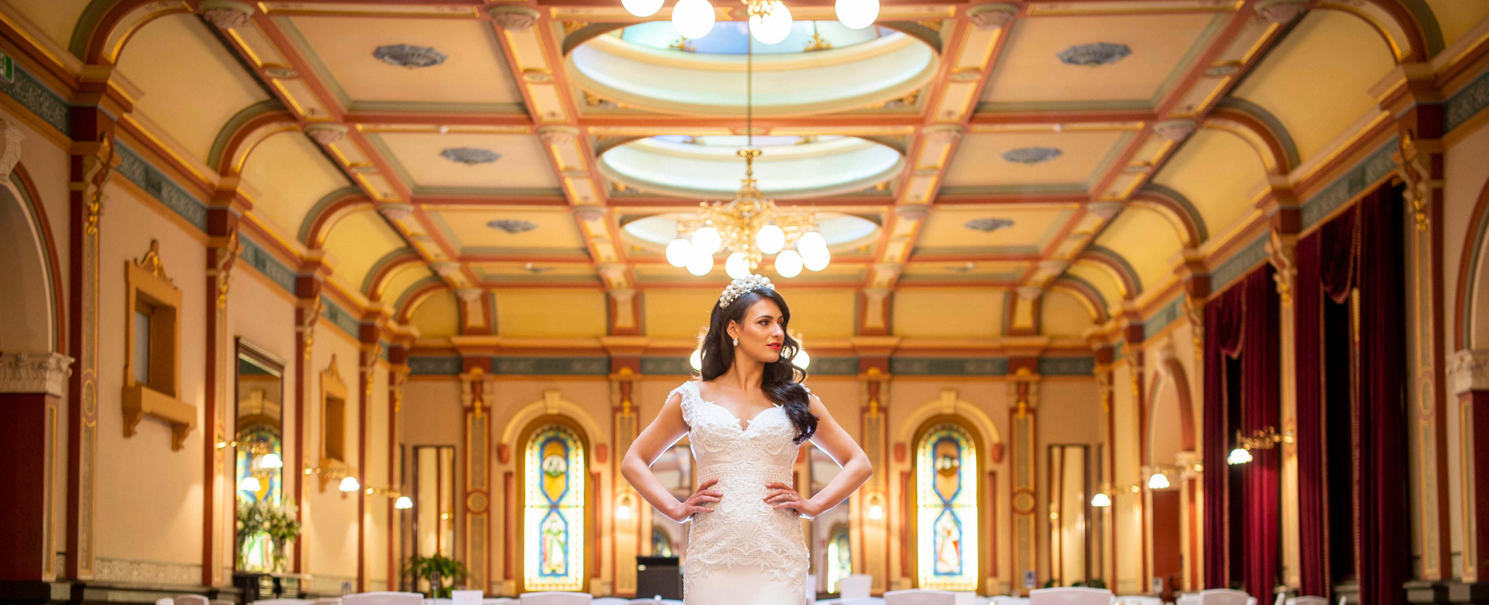 Weddings at The Hotel Windsor Melbourne