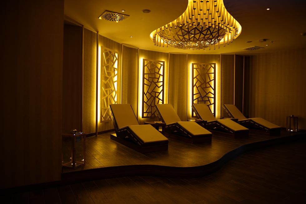 Saglik Kulubue Spa at WOW Airport Hotel