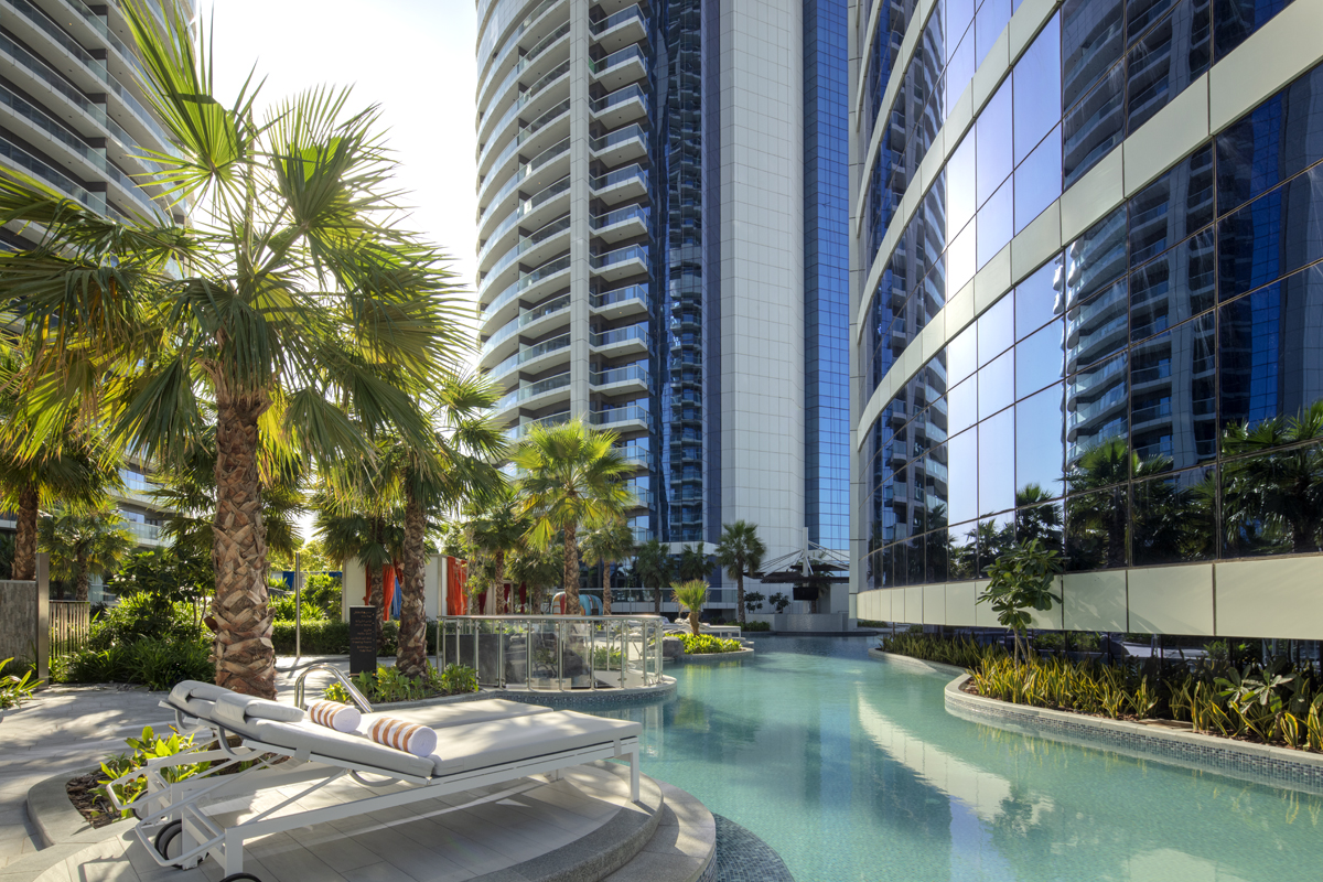 Paramount Hotel Pool Deck at Paramount Hotel Dubai