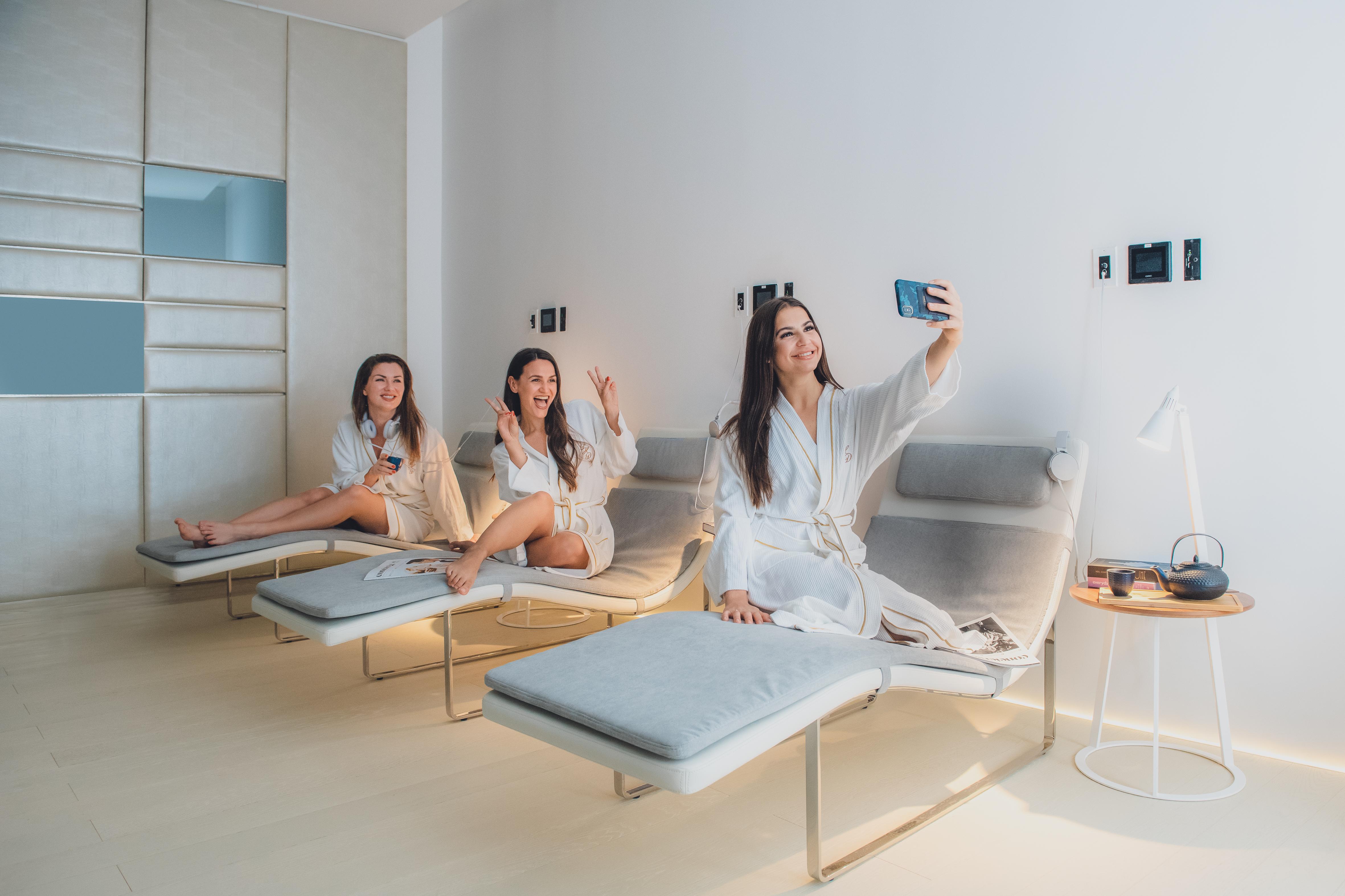 Spa Treatment at Paramount Hotel Dubai