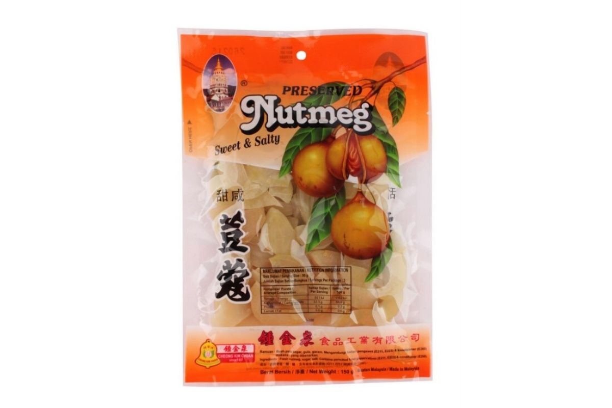 Nutmeg, Penang Souvenir