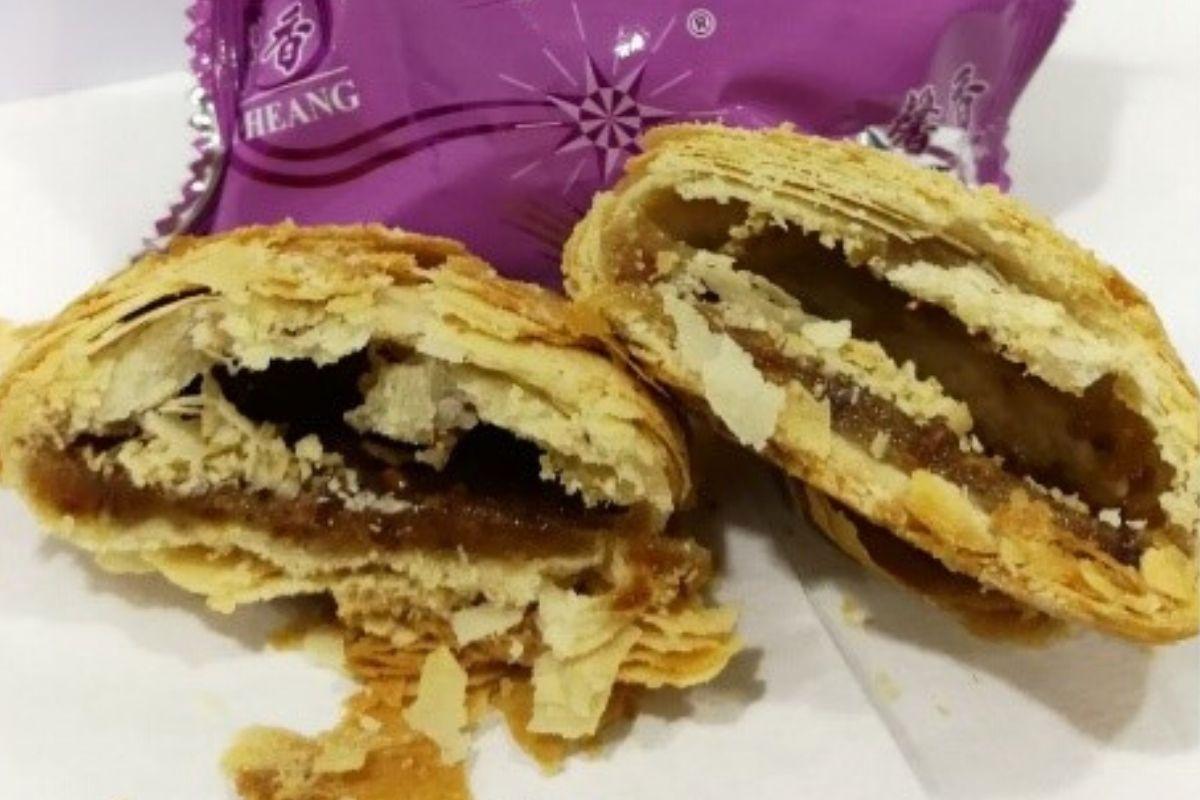 Beh Teh Saw Biscuits, Penang Souvenir