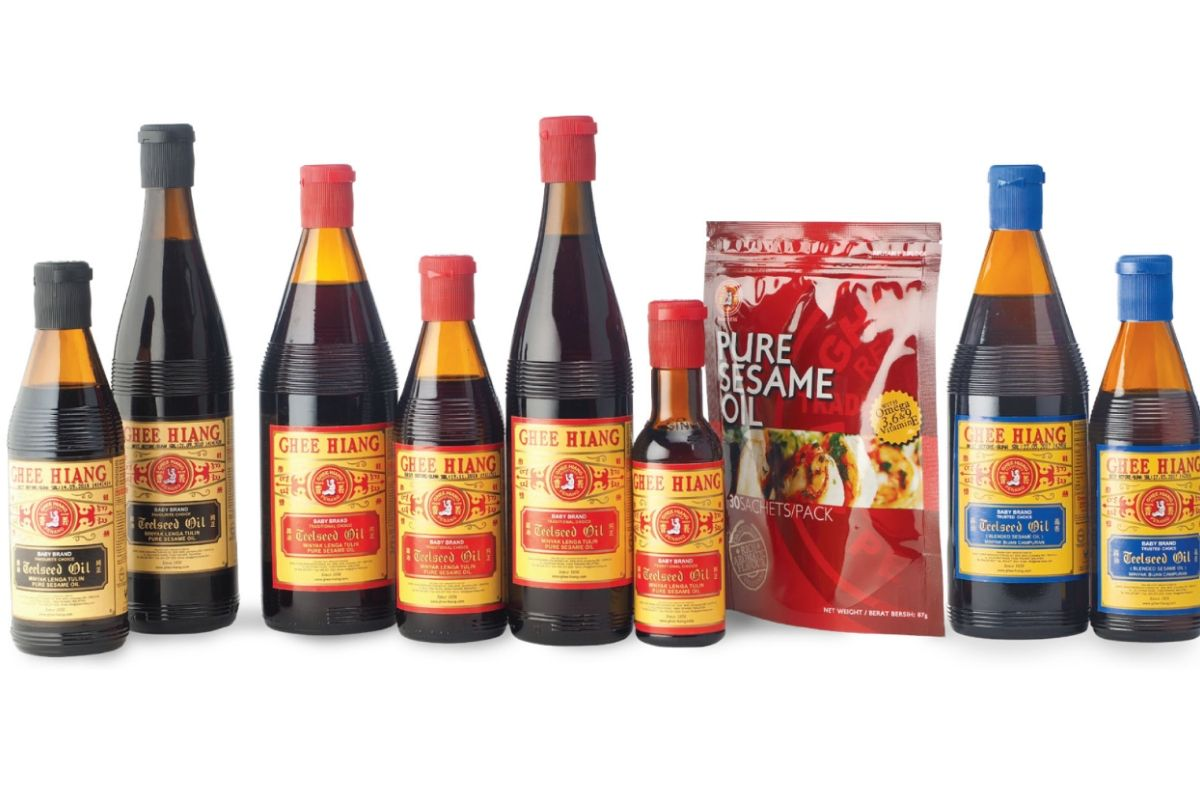 Ghee Hiang Sesame Oil, Penang Souvenir
