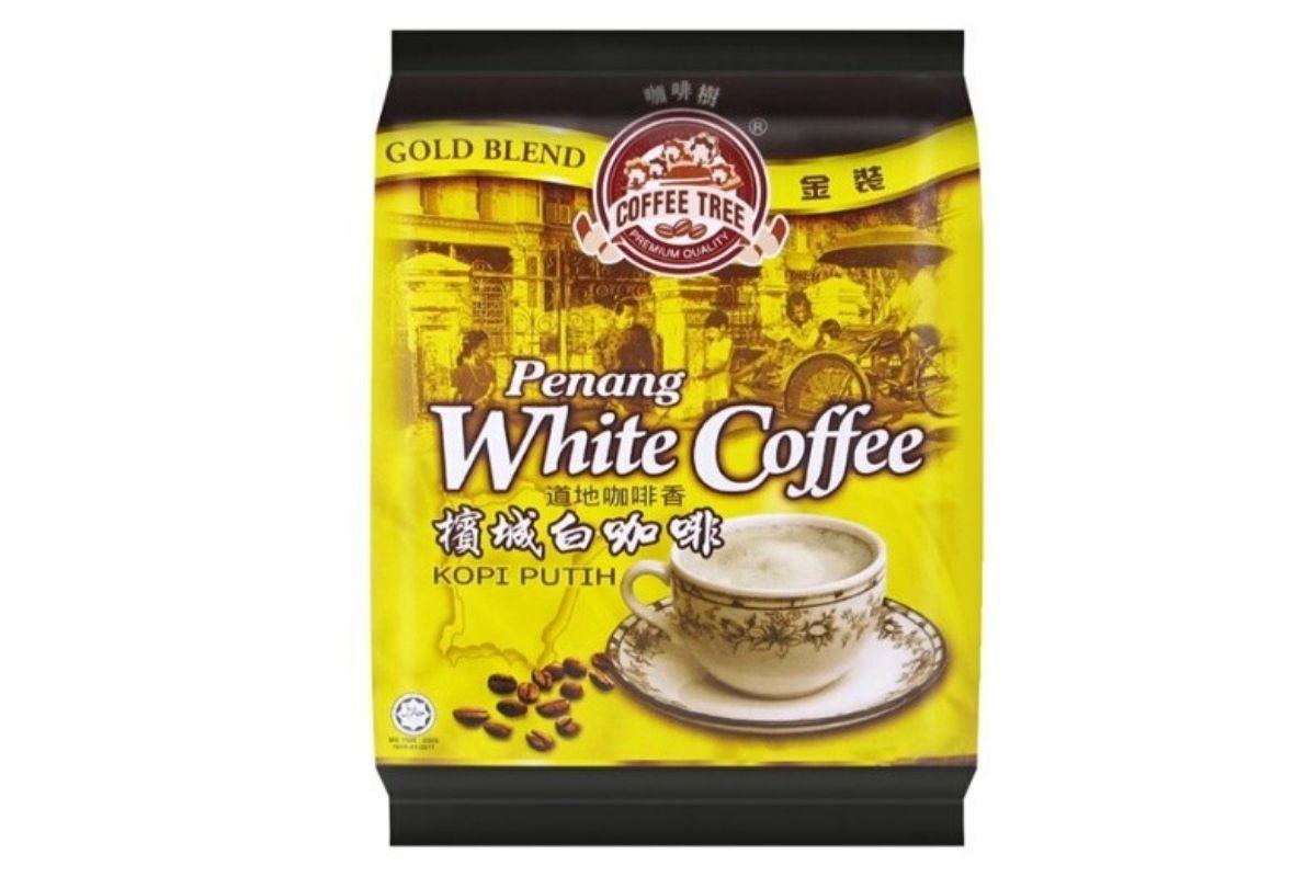 Instant White Coffee, Penang Souvenir