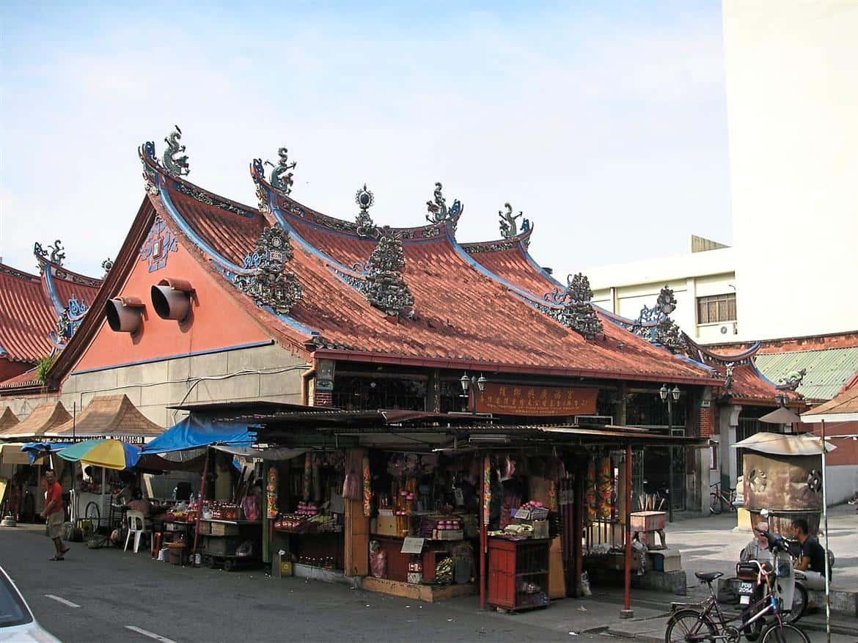 Kuan Yin Temple, Chinese Temple in Penang
