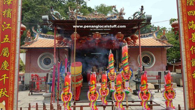 Tanjong Tokong Tua Pek Kong, Chinese Temple in Penang