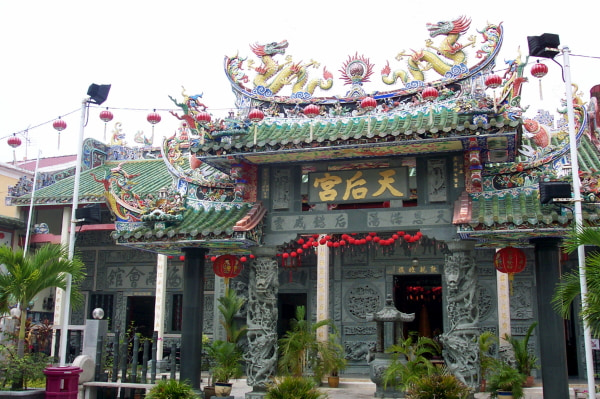 Thean Hou Temple, Chinese Temple in Penang