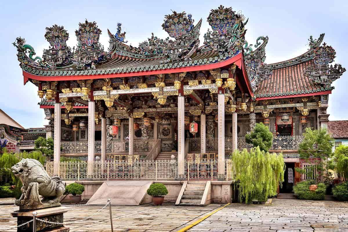 Leong San Tong Khoo Kongsi, Chinese Temple in Penang