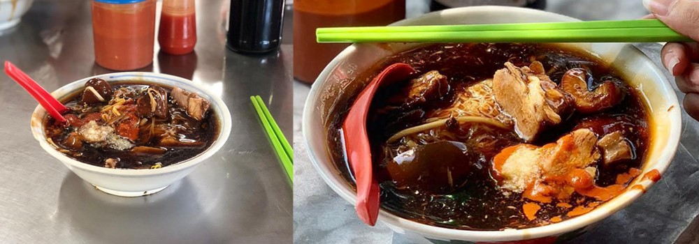 Ah Khoon Loh Mee, must try food near Sunway Hotel Seberang Jaya, Penang