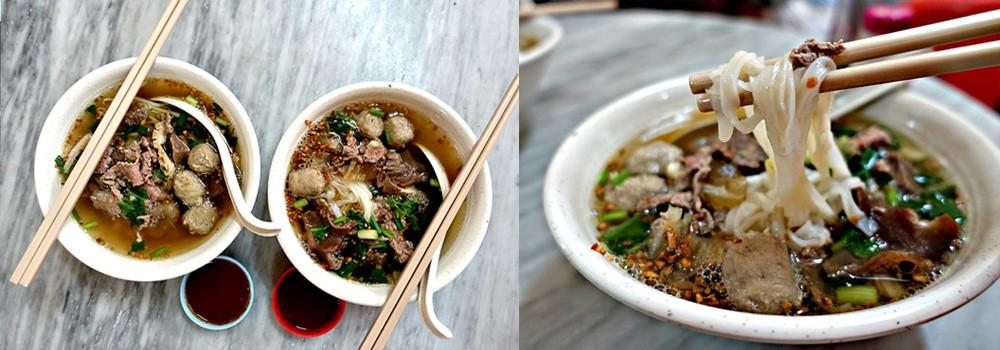 Beef noodles, must try food near Sunway Hotel Seberang Jaya, Penang