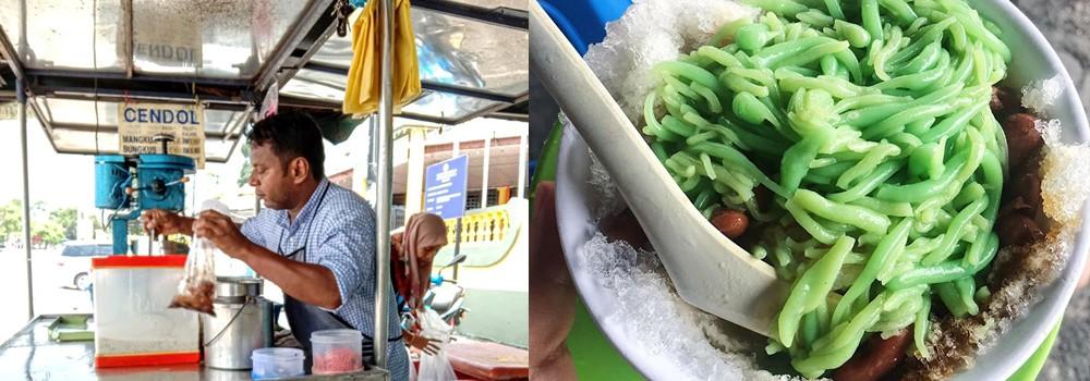 Chendol Ali Sungai Bakap, must try food near Sunway Hotel Seberang Jaya, Penang