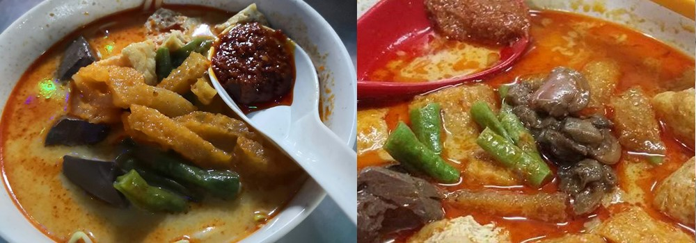 Curry Mee Jalan Raja Uda, must try food near Sunway Hotel Seberang Jaya, Penang