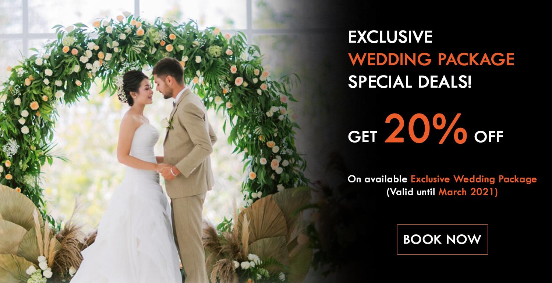 Wedding at Epic Venue by X2 Bali Breakers Resort