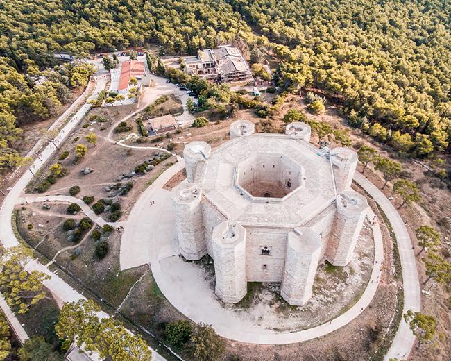 Castel Del Monte - Apulia