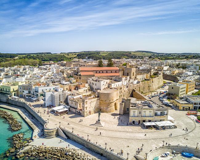 Aragonese Castle - Otranto