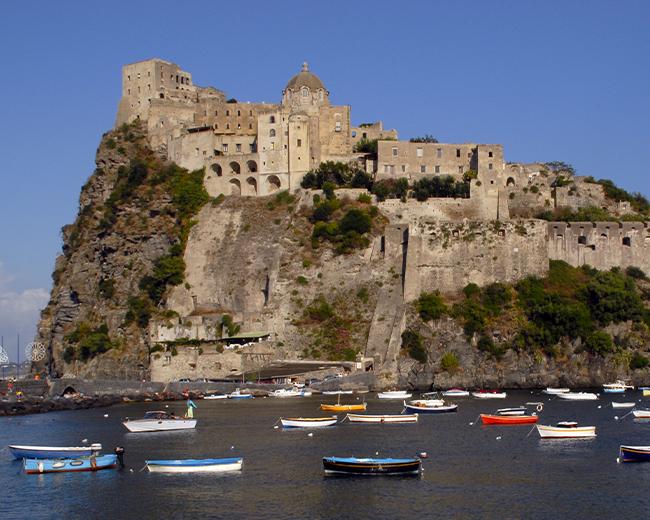 Aragonese Castle - Ischia