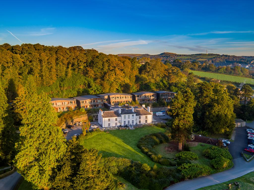 The Cornwall Hotel, Lodges & Grounds
