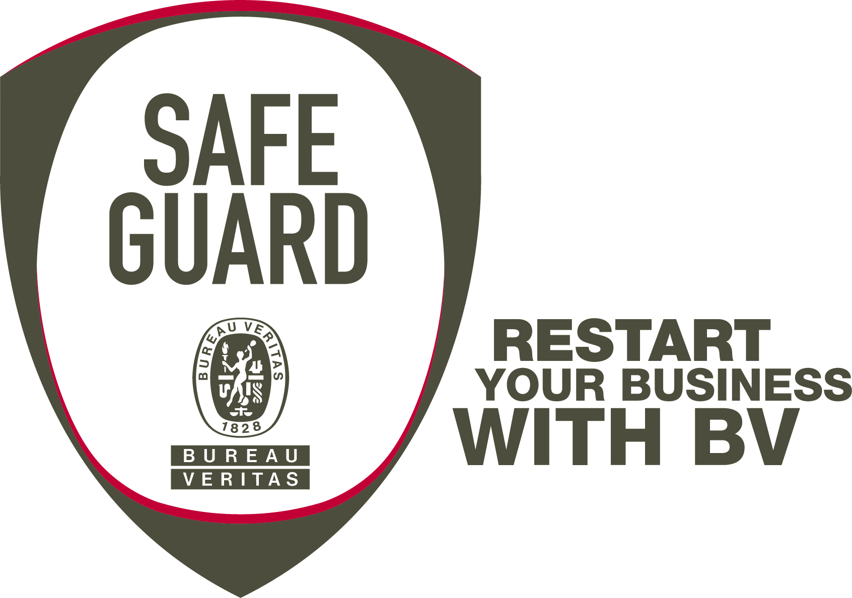 Safeguard Label by Bureau Veritas