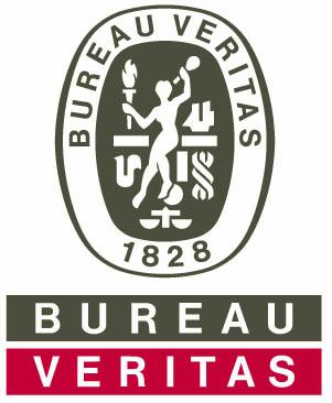 Certified by Bureau Veritas