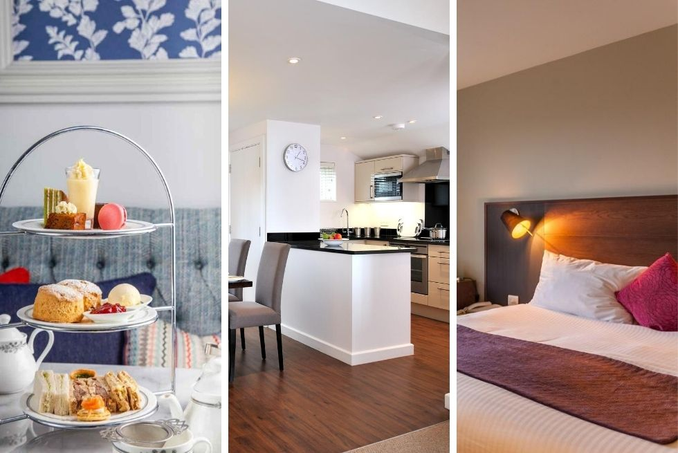 October half-term breaks at The Cornwall Hotel and Lodges
