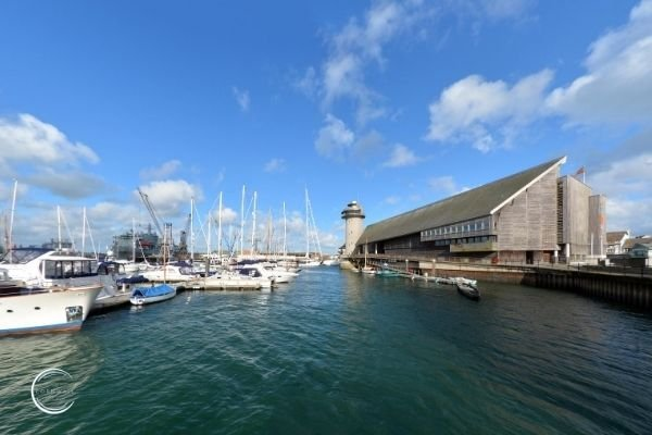 National Maritime Museum Cornwall in Falmouth